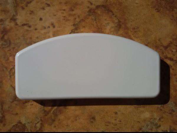 Endkappe für Handlauf 90 x 40 mm